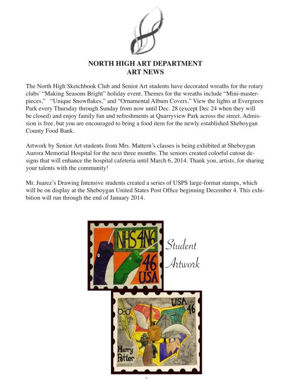 Jan Feb 2014 Raider Report