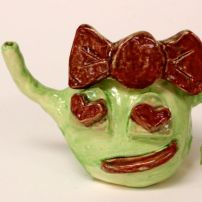 Sweetpea by Elif L. Supersonic by Autumn L. © 2014 Sheboygan North High Art Department. All rights reserved.