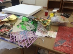 Collage/work table