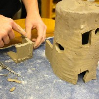 Art Foundations 2 architecture unit