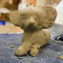 Senior Art 2 Clay Designer Toys