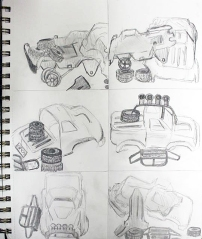 Thumbnails for the Intricacy of the Object: Connecting the Past to the Present Unit