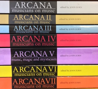 The Arcana Book Series (to date)